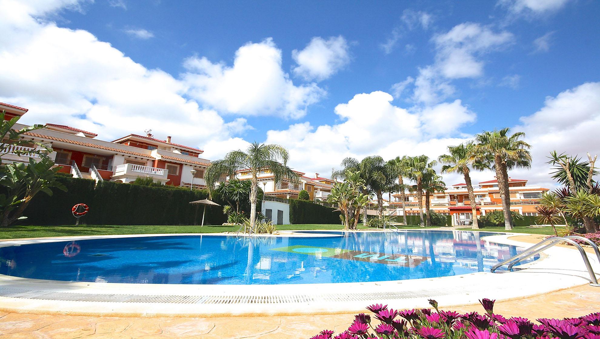 Pool in Costa Blanca, Alicante